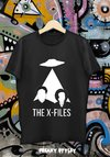 REMERA X FILES SILUETAS