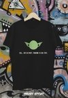 "REMERA YODA STAR WARS ""DO IT, OR DO NOT"""