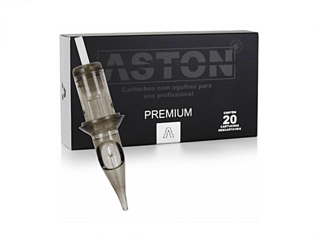 CARTUCHO ASTON PREMIUM - BUCHA (RS) 0.35MM - AVULSO