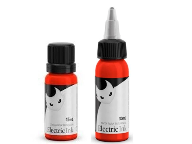 TINTA ELECTRIC INK LARANJA REAL 2