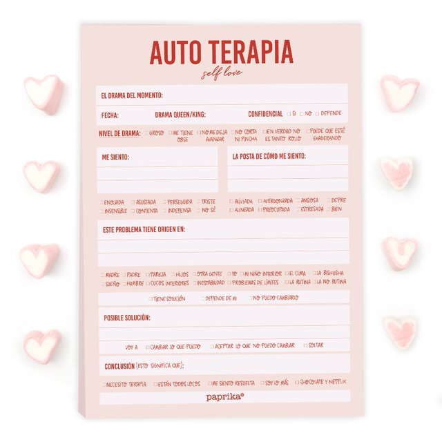 NOTEPAD AUTO TERAPIA en internet