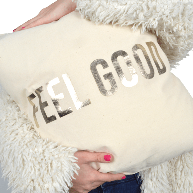 ALMOHADON FEEL GOOD - comprar online