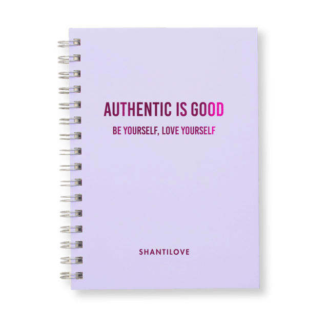 CUADERNO AUTHENTIC - comprar online