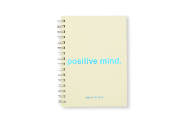 Cuaderno Positive Mind (Liso)
