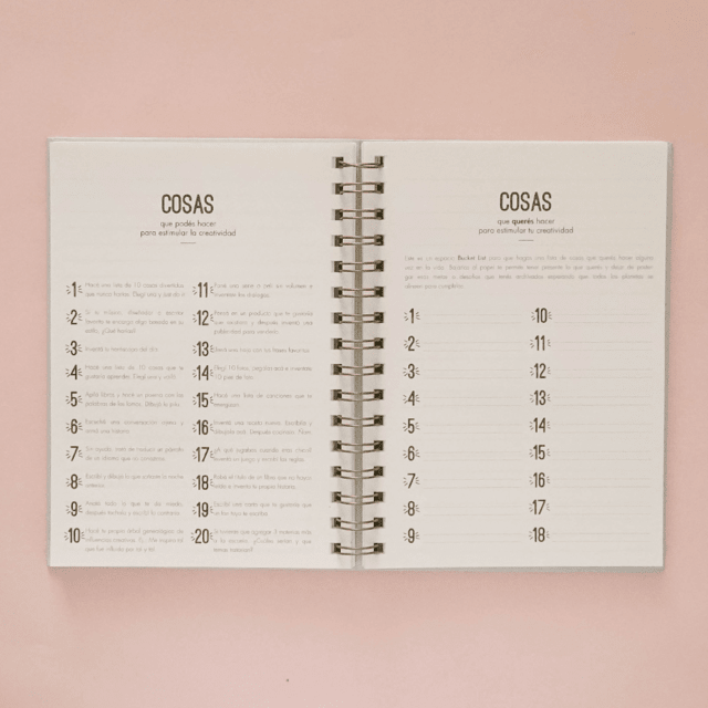 CUADERNO GREEK - paprika®
