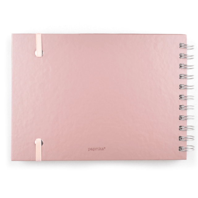 DESIGNER'S BOOK ROSE GOLD en internet