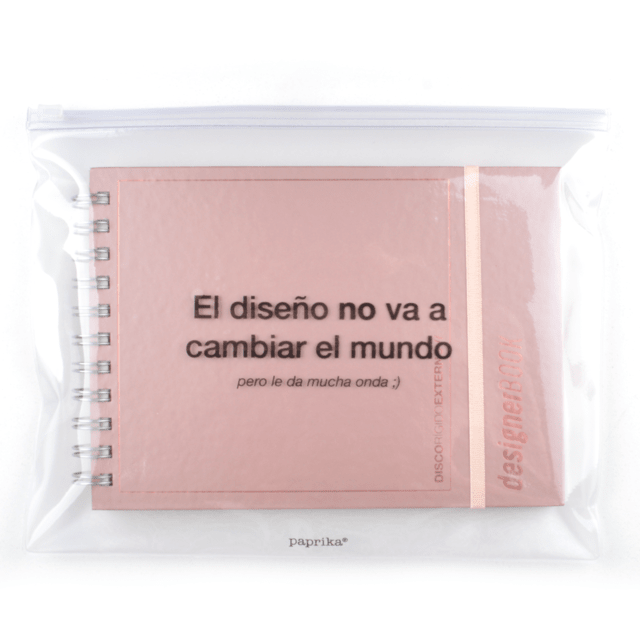 KIT DESIGNER (ROSE GOLD + BAG) - tienda online