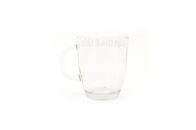 Taza Focus on the Good (vidrio)