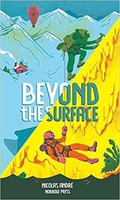 BEYOND THE SURFACE (LEPORELLO) - NICOLÁS ANDRÉ - NOBROW PRESS