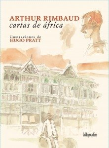 CARTAS DE ÁFRICA - ARTHUR RIMBAUD -GALLO NERO