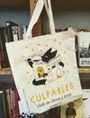 TOTE BAG - KRYSTHOPHER WOODS - CULPABLES CLUB