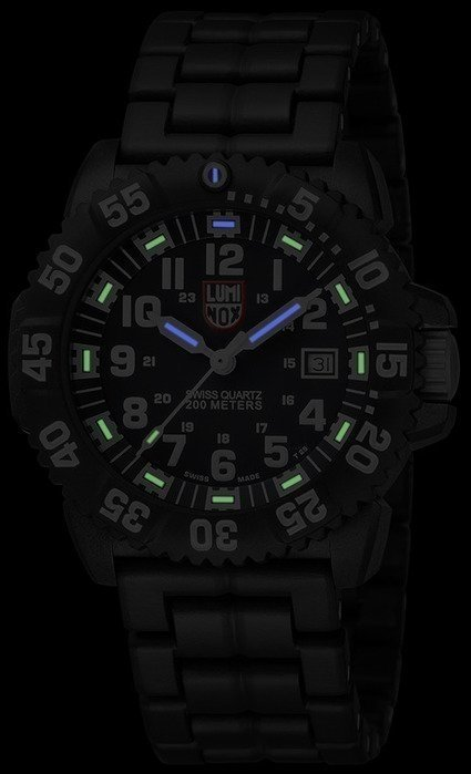 Navy SEAL Colormark 3052 - Luminox