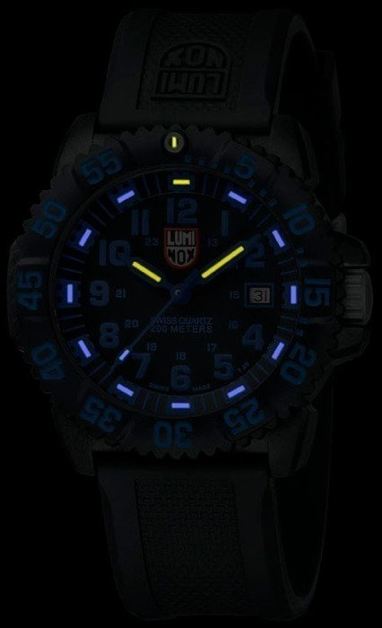 Navy SEAL Colormark 3053 - Luminox