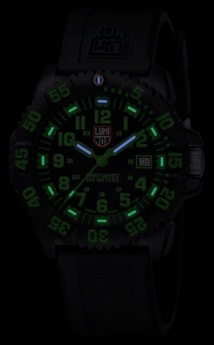 Navy SEAL Colormark 3067 - Luminox Argentina