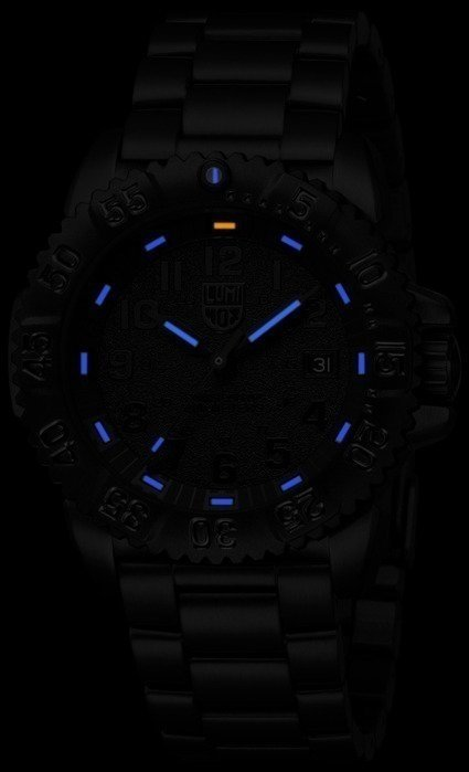 Navy SEAL Steel Colormark 3152 BO - Luminox Argentina