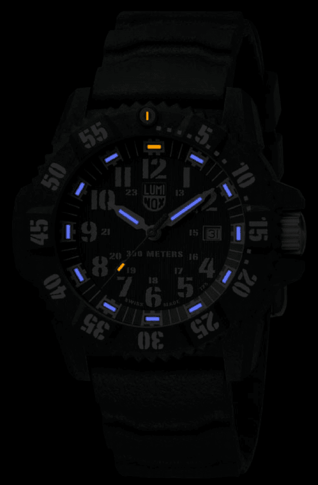 Carbon SEAL Series 3801 - Luminox