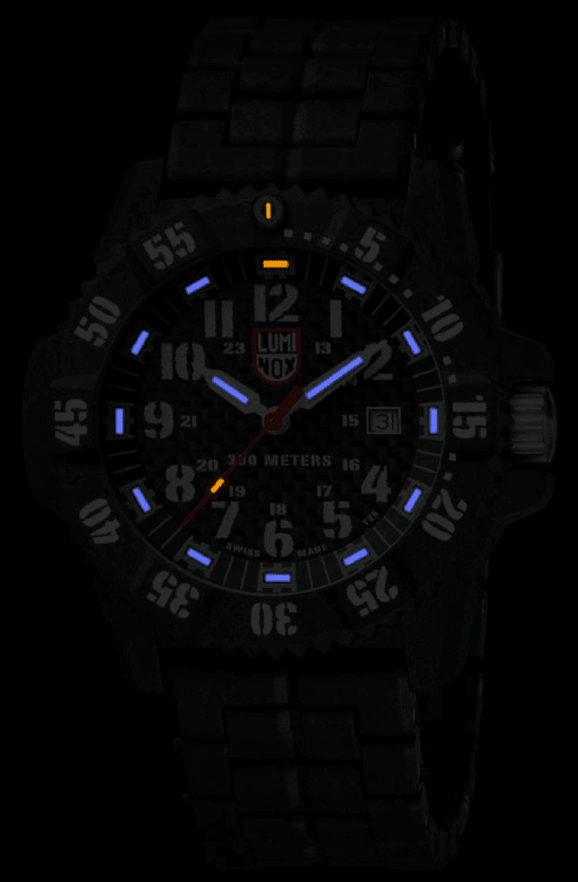 Carbon SEAL Series 3813 - Luminox Argentina
