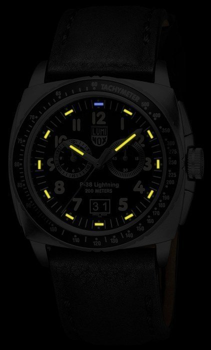 P-38 Lightning Chronograph  9441 - Luminox