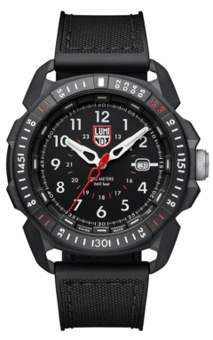 ICE-SAR Arctic, 46 mm, Outdoor Adventure Watch - 1001