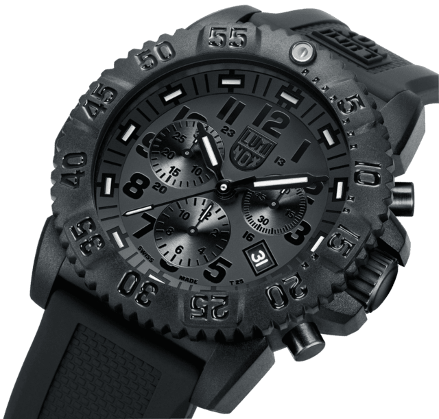 Navy SEAL Colormark CHRONO 3081.BO - Luminox