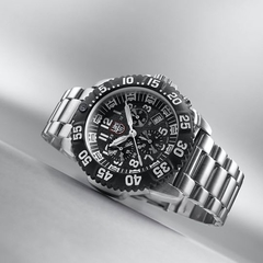Navy SEAL Steel Colormark Chronograph 3182, 44 mm - Luminox Argentina