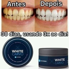 WHITE CARVO - CLAREADOR DENTAL - loja online