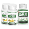 1 SUPER SLIM + 2 TURBO SLIM | KIT PROMOCIONAL COM 3 UNIDADES