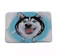 Tapete cão Husky Siberiano