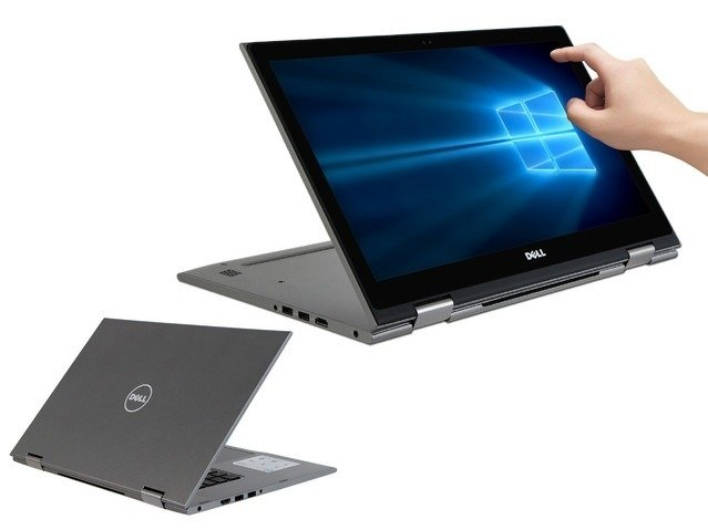 Notebook Dell 5579 Inspiron 2 En 1 I5 15.6 Touch 8gb 1tb W10 - comprar online