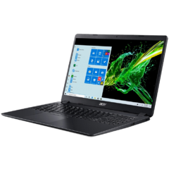 Notebook Intel I5 1035g1 Acer A315 Ssd256 Ram 12gb Freedos - comprar online