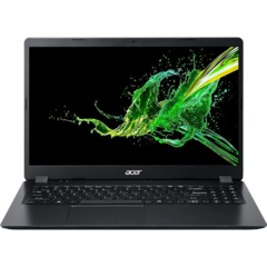 Notebook Intel I5 1035g1 Acer A315 Ssd256 Ram 12gb Freedos