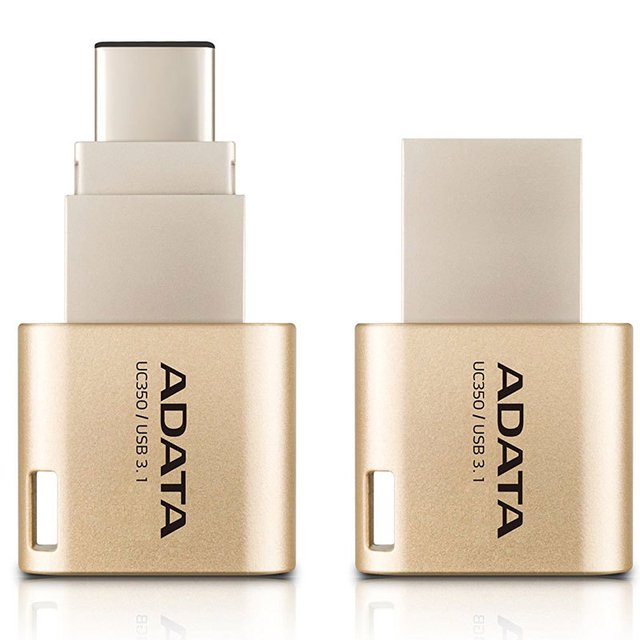 Pendrive Flash Usb Otg 16gb Adata Usb 3.1 Micro Usb Tipo C
