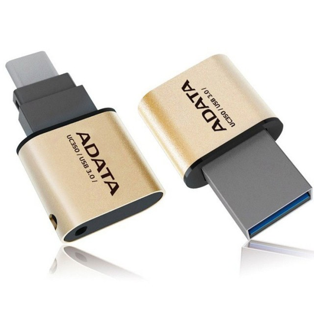Pendrive Flash Usb Otg 16gb Adata Usb 3.1 Micro Usb Tipo C en internet
