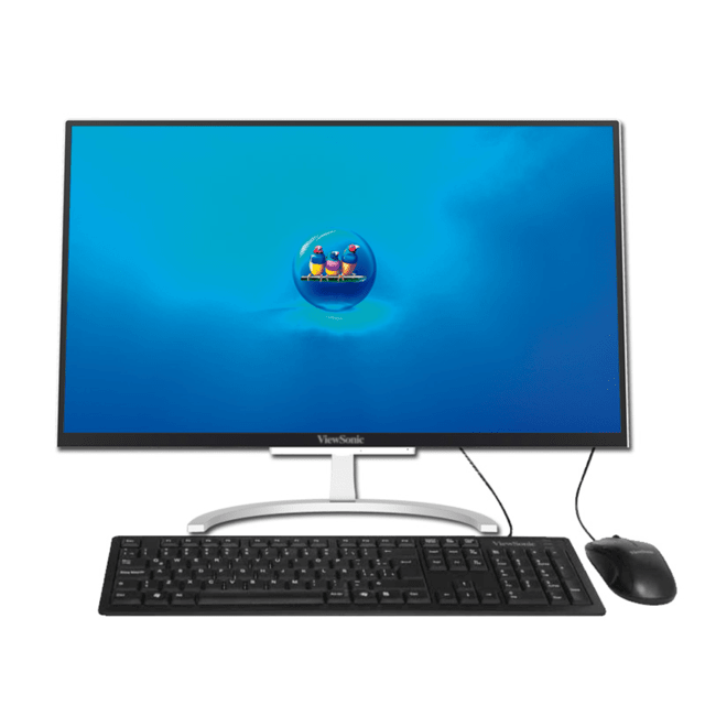 Pc All In One Viewsonic Vpc2381 Intel I3 23.8 4gb 1tb Full Hd 1080p Win10p