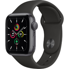 APPLE WATCH SE 44MM MYDT2LL A SPACE GRAY