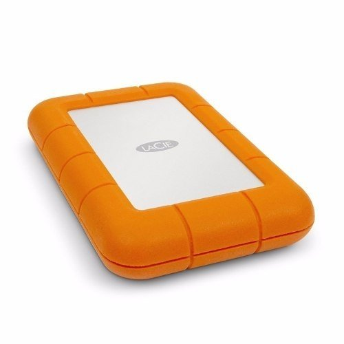 Disco externo LaCie Rugged USB-C de 1 TB en internet
