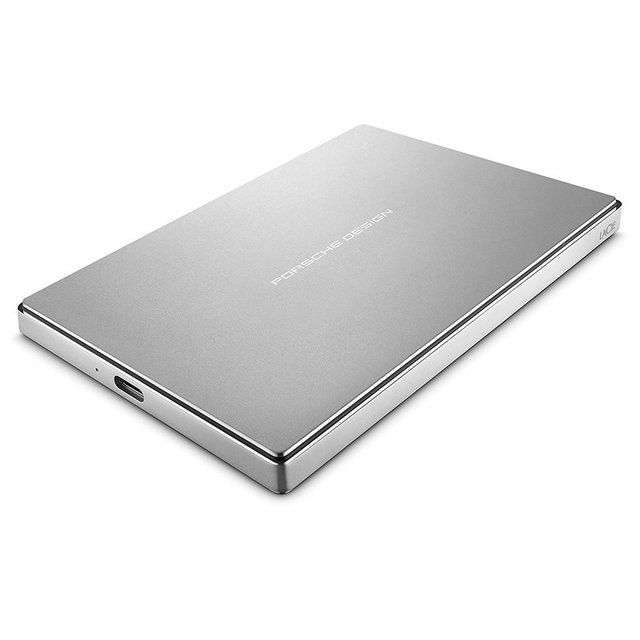 Disco Externo Lacie 1 Tb Usb 3.0 Porsche Design Mobile Usbc - FsComputers