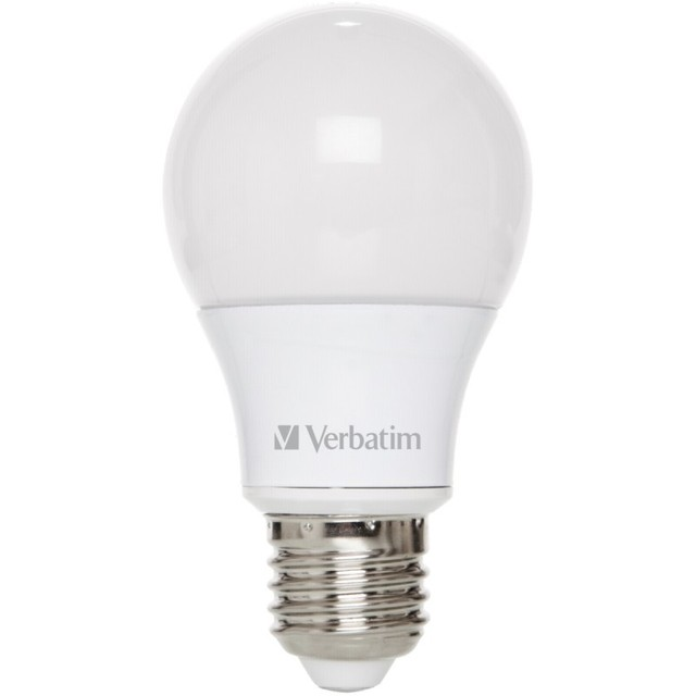 Lampara Led Verbatim Bulbo Equivalente 40w Calida 99324