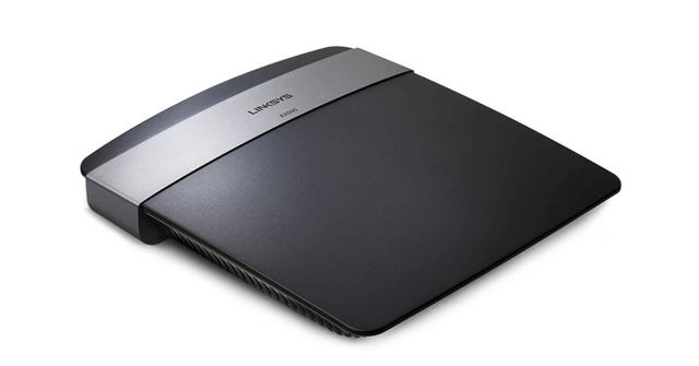 Router Linksys E2500 Dual Band