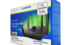 Router Linksys Ea8300 Tri Band Wifi Ac2200 Mu-mino - FsComputers