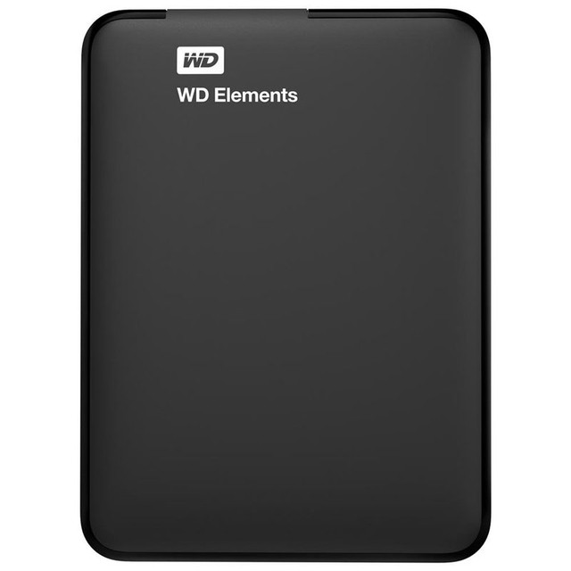 Disco Rígido Externo Portátil Wd Elements 1tb Usb 3.0 - FsComputers