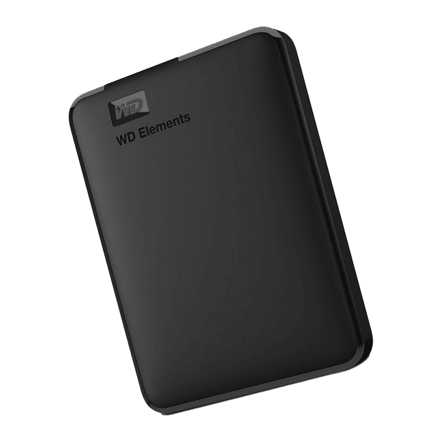 Disco Rigido Externo Wd Elements 4 Tb Portatil Usb 3.0 - comprar online