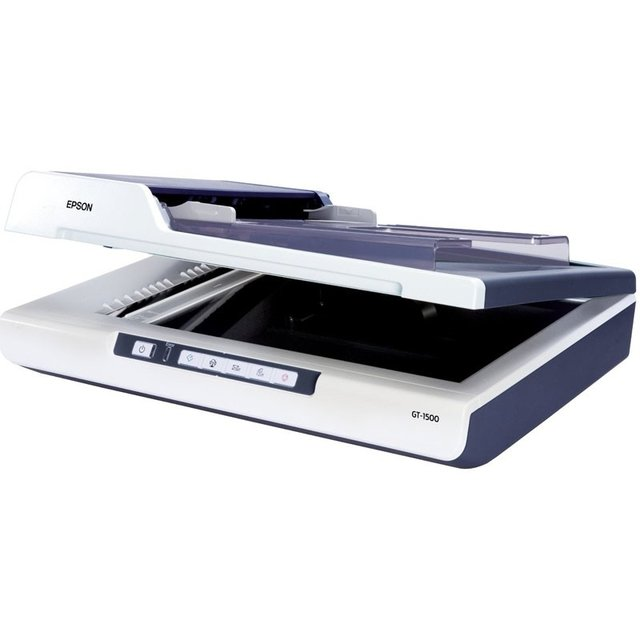 ESCANER EPSON WORKFORCE PRO GT1500 - comprar online