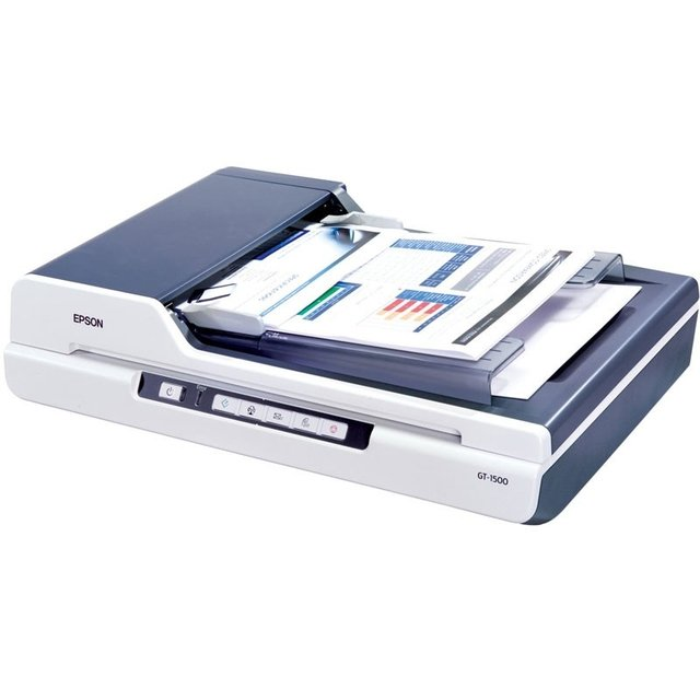 ESCANER EPSON WORKFORCE PRO GT1500 - tienda online