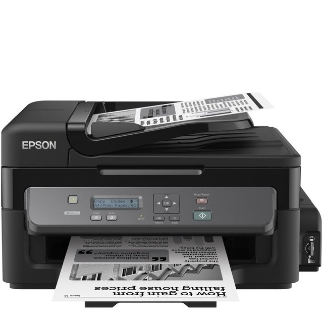 IMPRESORA M200 EPSON MONO MULTIFUNCION - FsComputers