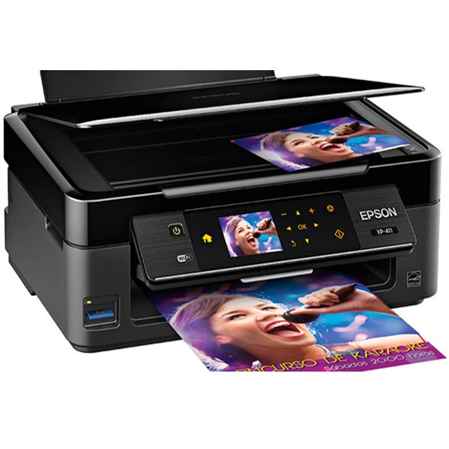 Impresora Epson Xp441 Multifuncion Wifi Escaner Copia - comprar online