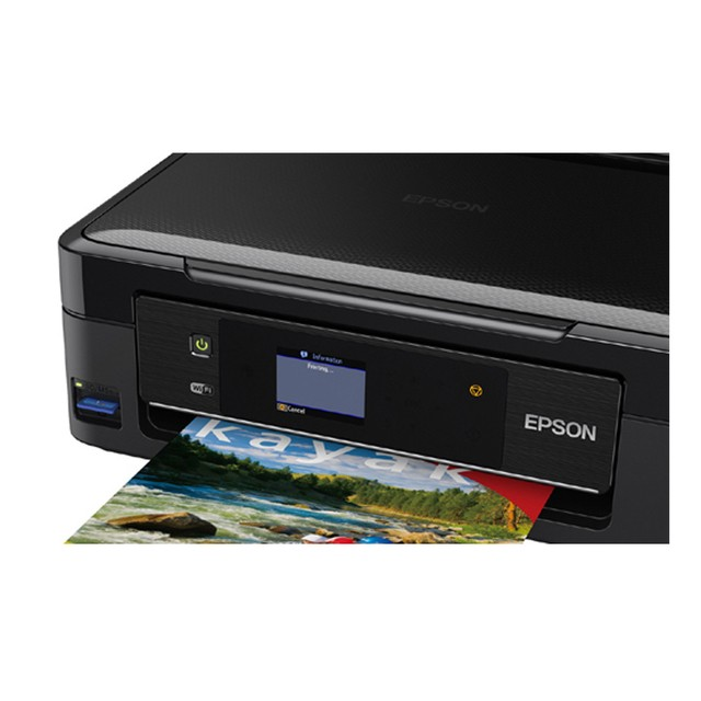 Impresora Epson Xp441 Multifuncion Wifi Escaner Copia - FsComputers