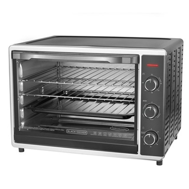 Horno Electrico Black + Decker Cto300 Digital 52 Litros