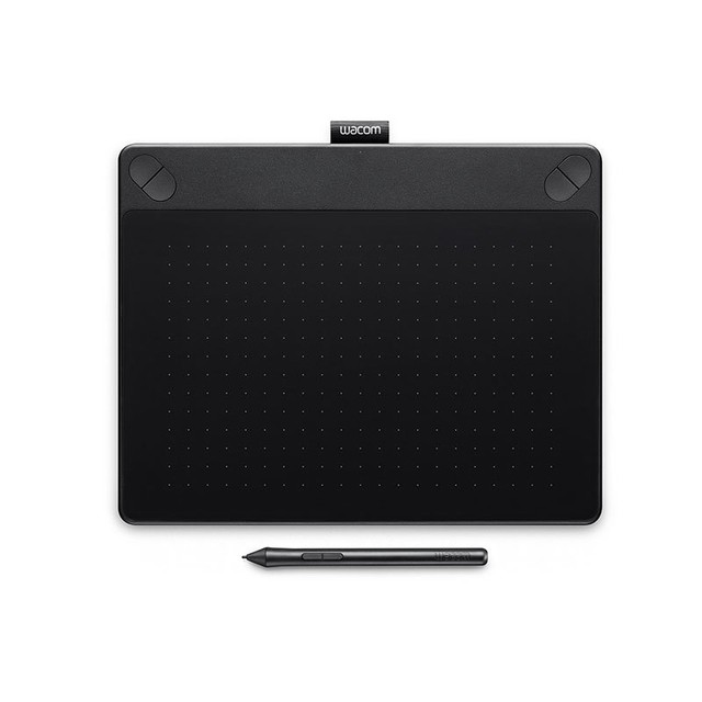Tableta Digitalizadora Wacom Intuos 3d Multitouch Medium en internet