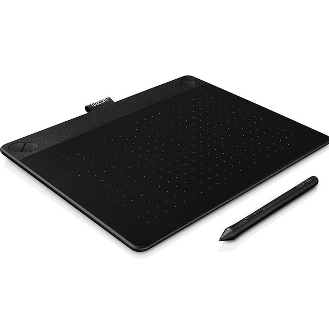 Tableta Digitalizadora Wacom Intuos 3d Multitouch Medium - FsComputers